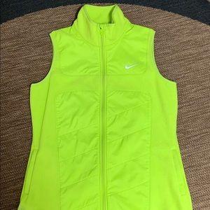 Nike Therma-Fit Vest Neon Sz L